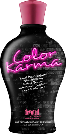 Крем для солярия Color Karma™